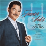 Solis, Javier - Exitos Con Trio CD Cover Art