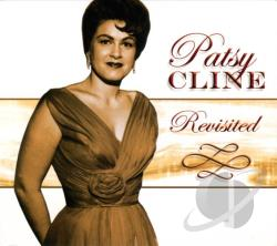 Cline, Patsy - Revisited CD Cover Art