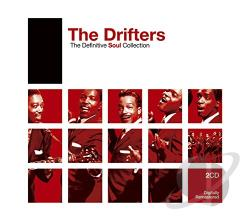 Drifters - Definitive Soul Collection CD Cover Art