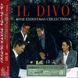 Il divo christmas collection cd album at cd universe japan - Il divo discography ...