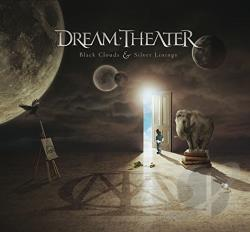 Dream Theater - Black Clouds & Silver Linings CD Cover Art