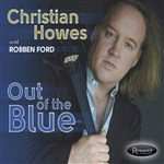 Ford, Robben / Howes, Christian - Out of the Blue CD Cover Art