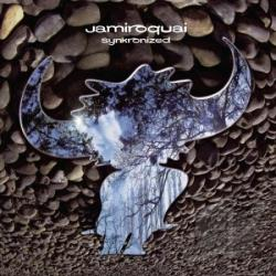 Jamiroquai - Synkronized CD Cover Art