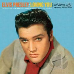 Presley, Elvis - Loving You LP Cover Art