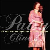Cline, Patsy - On the Air: Her Greatest TV Performances CD Cover Art