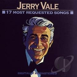 Vale, Jerry - 17 Most Requested Songs CD Cover Art