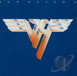 Van Halen - Van Halen II CD Cover Art