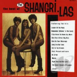 Shangri-Las - Best of the Shangri-Las CD Cover Art