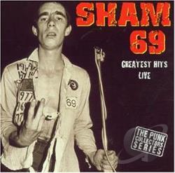 Sham 69 Live And Loud