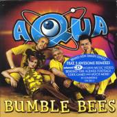 Aqua - Bumble Bees 2 CD Cover Art