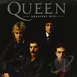 Queen - Greatest Hits CD Cover Art