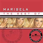 Marisela - Best of Marisela CD Cover Art
