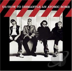 U2 - How to Dismantle an Atomic Bomb CD Cover Art