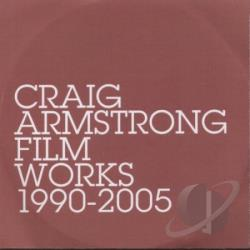 Armstrong, Craig - Film Works 1995-2005 CD Cover Art