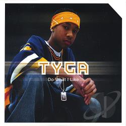 Tyga - Tyga CD Cover Art