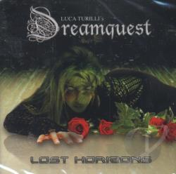 Dreamquest / Turilli, Luca - Lost Horizons CD Cover Art