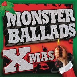 Monster Ballads X-Mas CD Cover Art