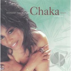 Khan, Chaka - Epiphany-Best Of CD Cover Art