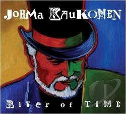 Kaukonen, Jorma - River of Time CD Cover Art