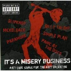 Its A Misery Business - It`s A Misery Business CD Cover Art