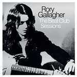 Gallagher, Rory - Beat Club Sessions CD Cover Art