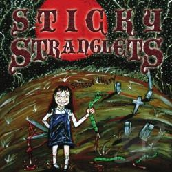 Sticky Stranglets - Scissor Hissy CD Cover Art
