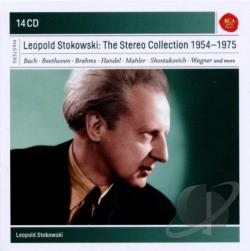 Stokowski, Leopold - Stereo Collection 1954-1975 CD Cover Art