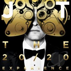 Timberlake, Justin - 20/20 Experience - 2 of 2 CD Cover Art