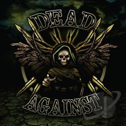 Dead Against CD Cover Art