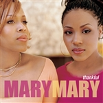 Mary Mary - Thankful CD Cover Art