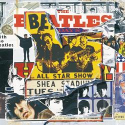 Beatles - Anthology 2 CD Cover Art