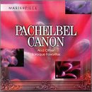Pachelbel Canon and Other Baroque Favorites CD Cover Art