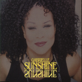 Gabrielle - Sunshine Pt.1 CD Cover Art