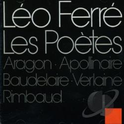 Ferre, Leo - Les Poetes CD Cover Art
