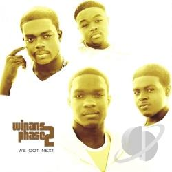Winans Phase 2 - We Got Next CD Cover Art