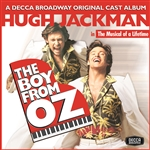 Boy From Oz CD Cover Art