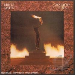 Watts, Ernie - Chariots Of Fire CD Cover Art