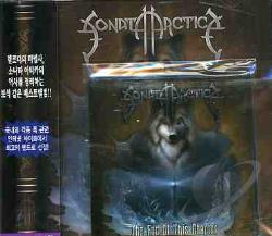 Sonata Arctica - End Of This Chapter CD Cover Art