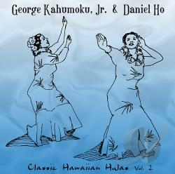 Kahumoku, George - Classic Hawaiian Hulas Vol. 2 CD Cover Art