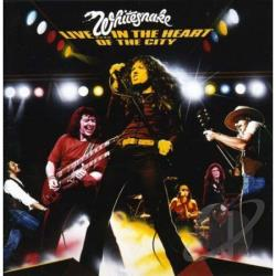 Whitesnake - Live.... In the Heart of the City/Live at Hammersmith CD Cover Art