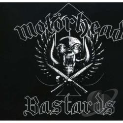 Motorhead - Bastards CD Cover Art