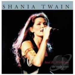Twain, Shania - Send It With Love CD Cover Art
