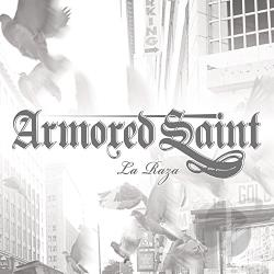 Armored Saint - La Raza CD Cover Art