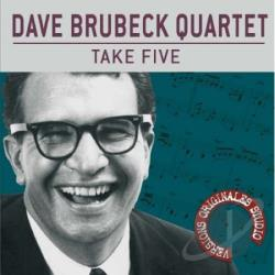 Brubeck, Dave - Take Five CD Cover Art
