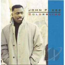 Kee, John P. - Color Blind CD Cover Art