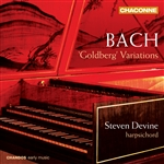 Bach / Devine - Bach: Goldberg Variations CD Cover Art