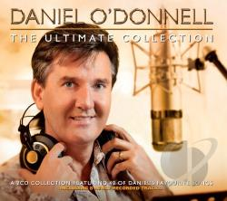 O'Donnell, Daniel - Ultimate Collection CD Cover Art