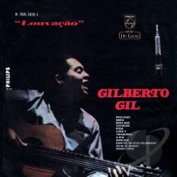 Gil, Gilberto - Louvacao CD Cover Art