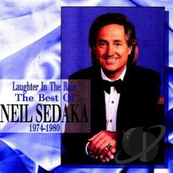 Sedaka, Neil - Laughter in the Rain: The Best of Neil Sedaka, 1974-1980 CD Cover Art