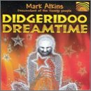 Atkins, Mark - Didgeridoo Dreamtime CD Cover Art